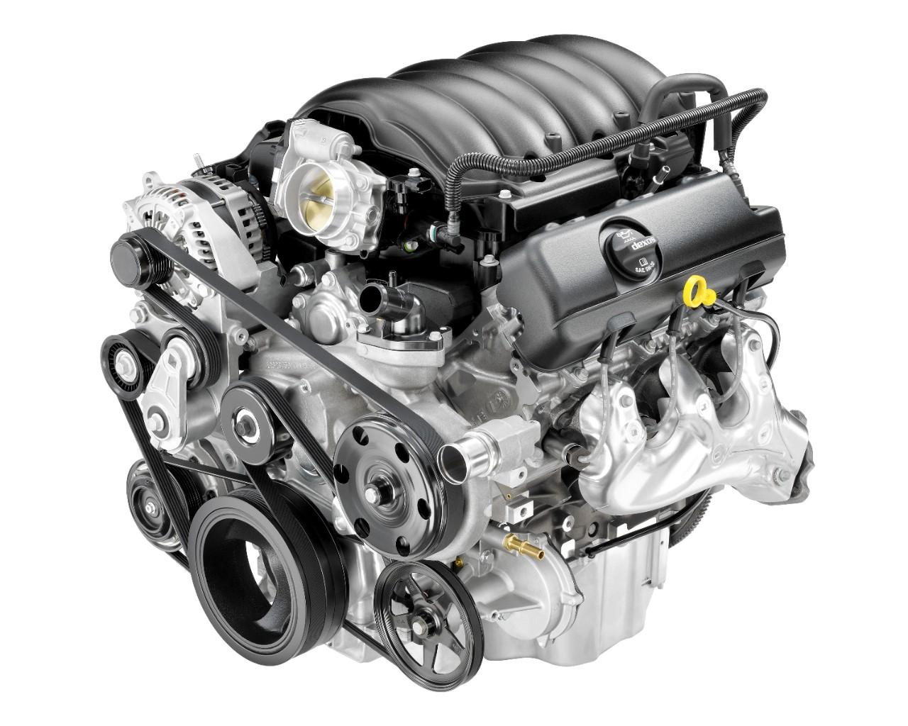 Motor, rozvody, tesnenia