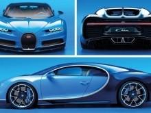 Bugatti Chiron - najrýchlejšie auto planéty