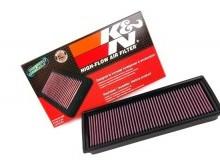 Športový vzduchový filter K&N? Naozaj zvýši výkon auta?