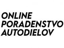 Online poradenstvo autodielov