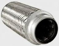 Pružný člen výfuku průměr 75 mm/délka 250mm