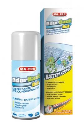 ODORBACT OUT Spray na čistenie klimatizácie