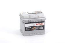 Akumulator Bosch S5 001 12V/52Ah L-