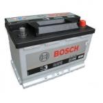 Akumulátor Bosch S3 008 12V/70Ah Black