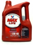 Valvoline Max Life 5W-40 4L