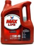 VALVOLINE Max Life 15W-40 4L