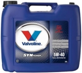 VALVOLINE Syn Power 5W-40 20L ...