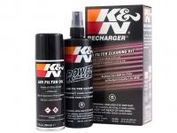 Čistiaca sada K&N 99-5000 (čistidlo 355ml + olej ...