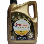 Total QUARTZ INEO LONG LIFE 5W-30 /504/507/ 5L