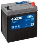 EXIDE 12V 35AH 240A P+