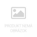 Plastový rámik 1DIN, Renault Scenic III. - tmavohnedá ...