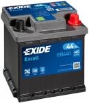 EXIDE 12V 44AH 400A