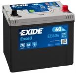 EXIDE 12V 60Ah 390A P+