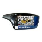Dvojcestný autoalarm Magicar M881A