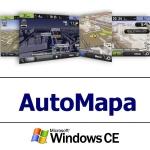 1-ročná aktualizácia Automapa Europa WinCE