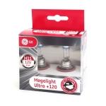 Halogénová žiarovka Megalight Ultra GE H11-MU120