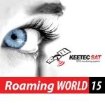 Služba Roaming WORLD 15