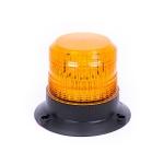 Oranžový maják s 3-bodovým úchytom, 12LED, ...