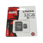 KINGSTON mikro SDHC karta SD CARD 32GB