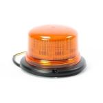 Oranžový maják s 3-bodovým úchytom, 8LED, ...