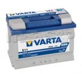 VARTA BLUE 74Ah 680A L- ,574 012 068