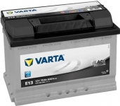 VARTA BLACK 70Ah 640A L-, 570 144 064