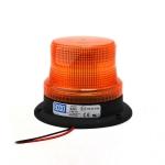 Výstražný LED maják, 3-bodový úchyt, 12-80V, ...