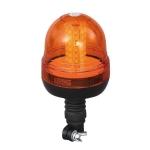 Výstražný LED maják, R10, flexibilný úchyt ...