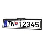 Univerzálna parkovacia kamera vpodložke pre ev. číslo ...