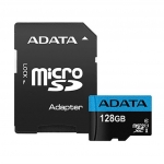 SD karta KINGSTON s SD adaptérom SD CARD 128GB