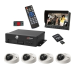 Dahua mobilný kamerový systém BUS CAMSET 4CH