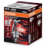 Osram Night Breaker Unlimited H4 P43t 12V 55W