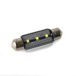 LED žiarovka Sufit, 36mm, 450lm, canbus, biela, ...
