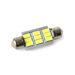 LED žiarovka Sufit, 39mm, 380lm, canbus, biela, ...