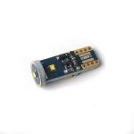 LED žiarovka T10, 200lm, canbus, biela, 2 ks  LED T10 3-200