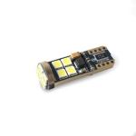 LED žiarovka T10, 350lm, canbus, biela, 2 ks  LED T10 10-350