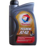 Total FLUIDE AT 42 1L III D /červený/
