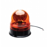 Maják oranžový, 12-24V, halogén, R10/R65  EB8001