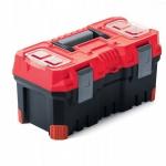 Kufrík na náradie červený