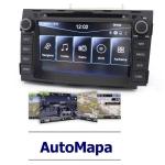 Multimediálne rádio pre KIA SPORTAGE RR-KIASP02 ...