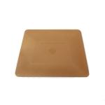 Teflónová stierka polotvrdá, zlatá, 10cm KF 638 G