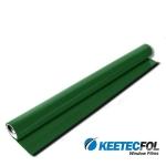 Protislnečná exteriérová fólia, zelená 152cm ...