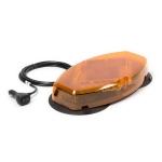 LED mini rampa, oranžová, magnetický úchyt, ...