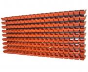 Nástenný organizér varianta 1 oranžová