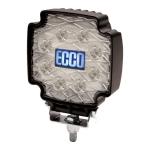 Pracovné LED svetlo ECCO, 8 x 3W LED, 12-24V, ...