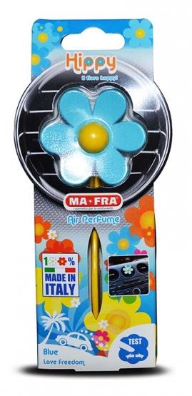 Osviežovač BLUE vzduchu kvetinka