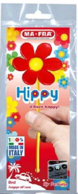 Osviežovač RED vzduchu kvetinka
