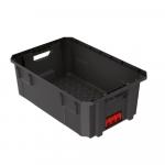 Modulárny prepravný box X BLOCK PRO čierny ...