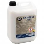 K2 EXPRESS PLUS - autošampón s voskom 5l
