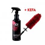 K2 ROTON PRO + K2 SCEPTER - sada čističa diskov ...